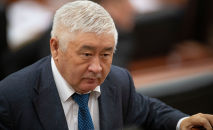 Депутат Зарылбек Рысалиев. Архивное фото