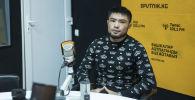 Кыргызстандык ММА мушкери Бусурманкул Абдибаит уулу. Архив