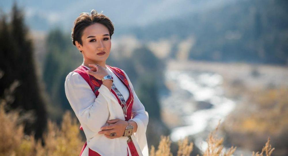 Чемпионка мира по вольной борьбе Айсулуу Тыныбекова