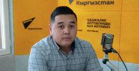 Генеральный директор агентства недвижимости Азим Сейдесембаев