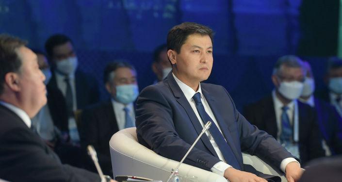 Бул тууралуу премьер-министр Улукбек Марипов Алматы шаарында өтүп жаткан Санариптик кайра жүктөө: жаңы реалдуулуктагы рынок санариптик форумунда билдиргенин өкмөттөн кабарлашты