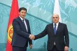 Премьер-министр Улукбек Марипов Россия өкмөтүнүн төрагасы Михаил Мишустин менен жолукту