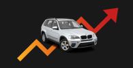 Цены на кросоверы и внедорожники февраль 2021
