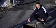 На столичных улицах стали пропадать крышки от люков и ливнеприемные решетки. Жалобы поступают из разных точек Бишкека.