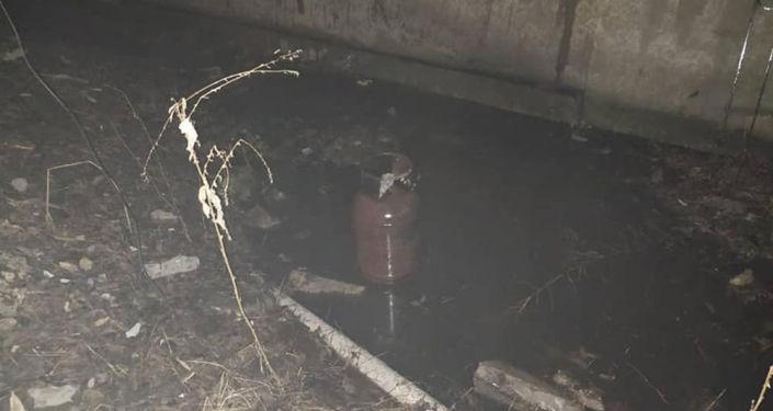 Сообщение о возгорании в кафе на пересечении улицы Алма-Атинской с объездной дорогой поступило в 19:17