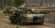 АКШнын M1 Abrams танкы. Архив