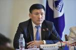 Депутат БГК Канатбек Музуралиев. Архивное фото