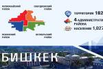 Мэрия Бишкека представила отчет работы муниципалитета за 100 дней под руководством исполняющего обязанности мэра столицы Балбака Тулобаева.
