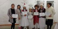 Бишкекте Кыш жаңырыгы аттуу эл аралык онлайн-фестивалдын жеңүүчүлөрү аныкталды