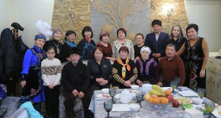 Участники онлайн-фестиваля Кыш жаңырыгы в Бишкеке