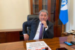 Жаңы Бишкек мэринин милдетин аткаруучу Бактыбек Кудайбергенов