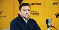 Билим берүү жана илим министрлигинин алдындагы Баштапкы кесиптик билим берүү агенттигинин директорунун орун басары Бакыт Кыдыралиев