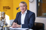 Бизнес-омбудсмен КР Робин Орд Смит на радио Sputnik Кыргызстан