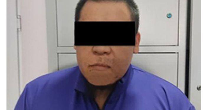 По подозрению в оналйн-торговле задержан 37-летний житель столицы