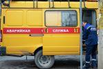 Аварийная служба на месте взрыва газа в частом доме в Аламединском районе Бишкека