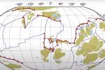 Геофизиктер Жер планетасында тектоникалык плиталар акыркы бир миллиард жыл ичинде кантип кыймылдаганын видеого түшүрүштү.