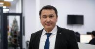 Юридикалык клиникалар ассоциациясынын жетекчиси, илимдин кандидаты Артур Бакиров. Архив