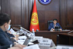 Премьер-министр КР Улукбек Марипов