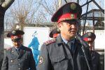 Начальник УВД города Ош Мурат Боронов. Архивное фото