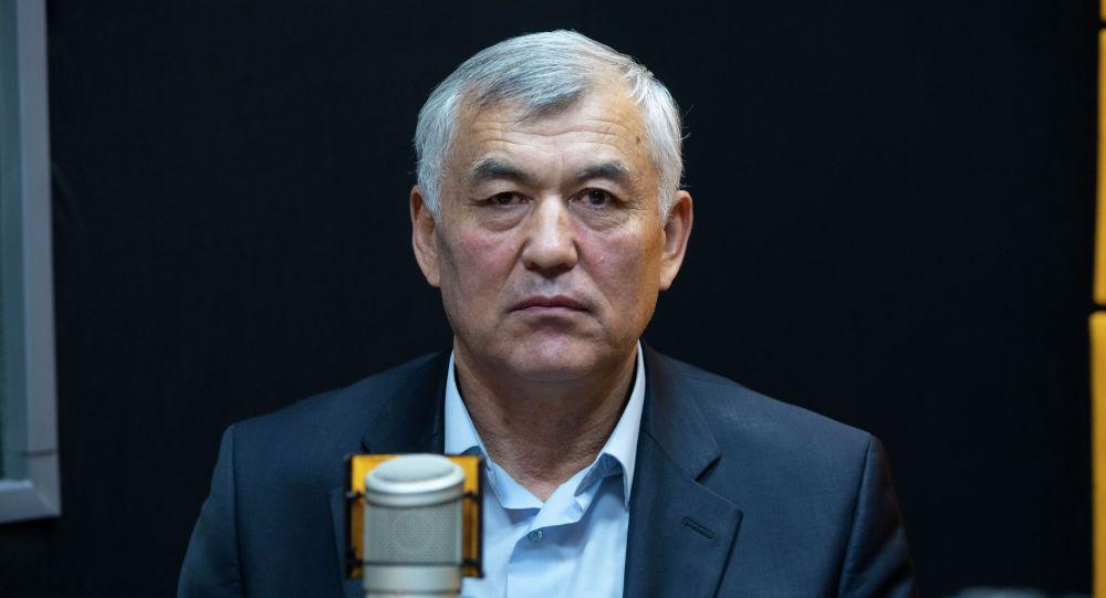 Жеке ветеринарлар коомдук бирикмесинин төрагасы Самат Алиев