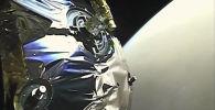 Космический аппарат преодолел 500 миллионов километров, вышел на орбиту Марса и отправил на Землю видео.