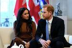 Британский принц Гарри и его жена Меган Маркл. Архивное фото