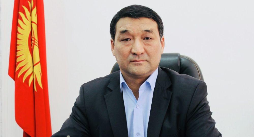 Финчалгындоонун башчысы Канатбек Тургунбеков