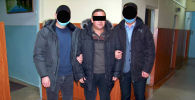 Сотрудниками ГКНБ задержан старший инспектор подразделения Счетной палаты по Иссык-Кульской и Нарынской областям М. А. С.