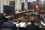 Заседание Совета ЕЭК с участием и.о. премьер-министра Артема Новикова