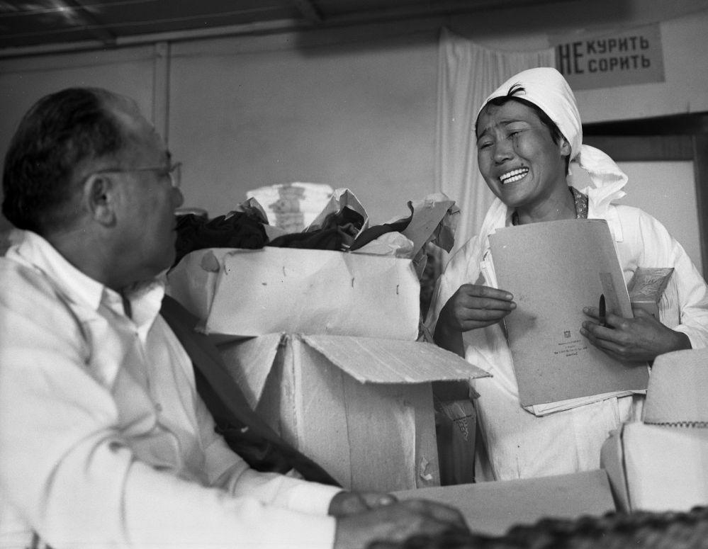 Дооронбек Садырбаевдин Түркүн тагдырлар фильминде Гүлсүндүн ролу, 1980-жыл