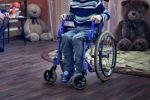 Ребёнок с инвалидностью. Архивное фото