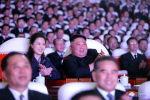 Түндүк Корянын лидери Ким Чен Ын жубайы Ли Соль Чжу менене