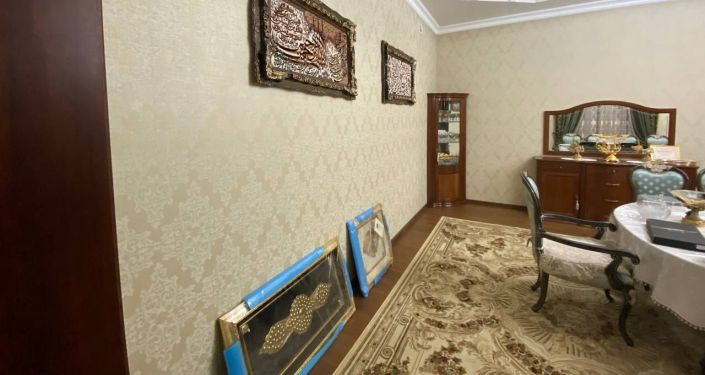 Имущества криминального авторитета Кадырбека Досонова