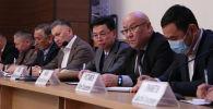 Встреча по вопросам границ с гражданскими активистами и жителями Баткенской и Джалал-Абадской областей