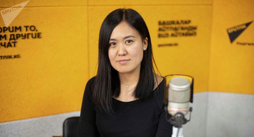 Психолог Айдана Абакова