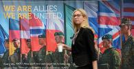 Брюссель шаарындагы НАТОнун саммити. Архив