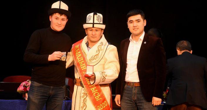 Борец греко-римского стиля и капитан национальной сборной Кыргызстана Каныбек Жолчубеков объявил о завершении спортивной карьеры