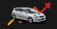 Просто о ценах на популярные авто в КР: универсалы и минивэны