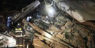 Россиянын Красноярск крайындагы Норильск кенди байытуучу фабрикасынын 1000 чарчы метрди түзгөн цехи кыйрап, бир адам каза болду
