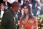 Актриса, модель и звезда реалити-шоу Ким Кардашьян с мужем музыкантом Канье Уэстом. Архивное фото
