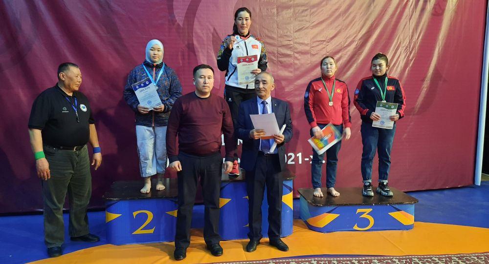 Алыш бел боо күрөшү боюнча Кыргызстандын чемпионаты