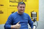 Директор муниципального предприятия Бишкекский санитарный полигон Адиль Назаров на радио Sputnik Кыргызстан