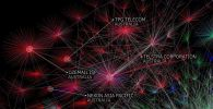 Исследователь в области IT-безопасности Барретт Лайон показал в одном ролике поразительное развитие интернета, а также мощности его влияния и распространения.