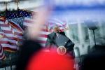 Бывший президент США Дональд Трамп во время встречи со сторонниками. Архивное фото