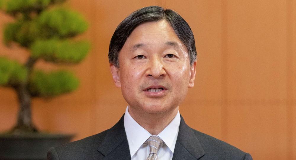 Император Японии Нарухито. Архивное фото