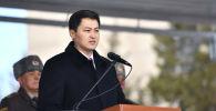 Премьер-министр Улукбек Марипов