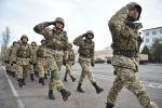 Солдаты Кыргызской Республики