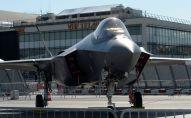 Көп багыттуу F-35 Lightning II бомбалоочу истребители. Архив