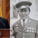 Билим берүү жана илим министри Алмазбек Бейшеналиев жана атасы Бейшеналы Жусубалиев. 1939-жылы туулган, Ат-Башы районунда паспорт столдун начальниги кызматын аркалаган