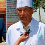 Отец премьер-министра Улукбека Марипова —экс-депутат Жогорку Кенеша, ныне директор Ноокатской территориальной больницы, заслуженный врач Асамидин Марипов